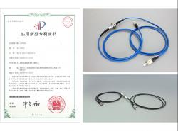 Warm Congratulations for Senring Passing Optical Fiber Slip Ring Utility Patent