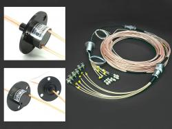 SENRING successfully developed 1080P HDMI high-definition video slip ring