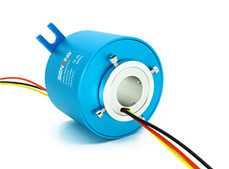 209904100 Series Through Hole High Current Slip Ring