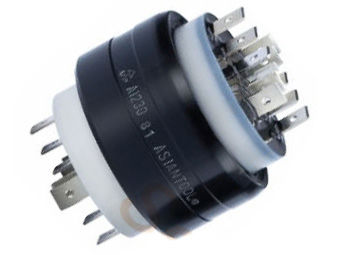 A1230 Series Mercury Slip Ring(12circuits@30A Power Current)