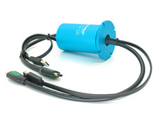 BM056 Series Industrial Bus Slip Ring(Flange Installation)