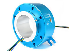 H120215 Series Hole Size 120mm(Hollow Shaft)Through Hole Slip Ring