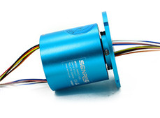 H2056F Series Mini Through Hole Slip Ring