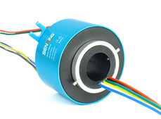 H2056 Series Mini Through Hole Slip Ring