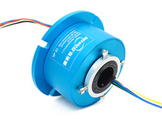 H2586F Series Through Bore Slip Ring