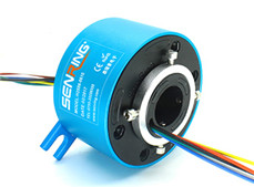 H2586 Series(Hollow Shaft)Through Hole Slip Ring