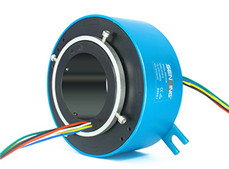 H60130 Series(Hollow Shaft)Through Hole Slip Ring