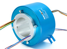 H70140 Series Through Bore Slip Ring