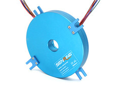 K212(SNK012)Series Super Thin PCB Slip Ring