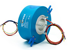 K338 Series Pancake Slip Ring