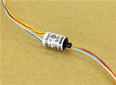 M065 Series OD6.5mm 4~12 Wire Miniture Slip Ring(Drone Slip Rings)