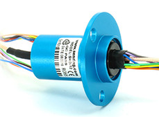 O022-12 Seires HD Slip Ring(1 Channel 1080P HD Signal@12 Circuits 2A Current)