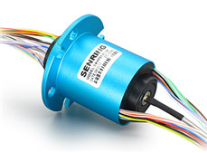 O032-24 Series HD Slip Ring(1 Channel 1080P HD Signal @ 24 Circuits 2a Current)