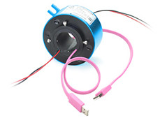 UH3899-01 Series USB2.0 Slip Ring,USB Rotary Connector