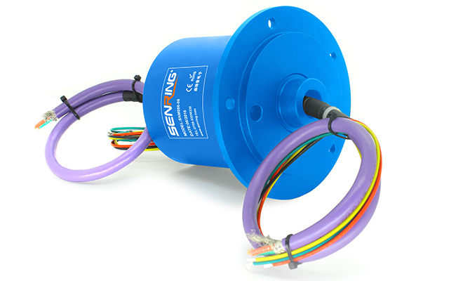 Industrial Bus Slip Rings(Custom Slip Rings) image 1
