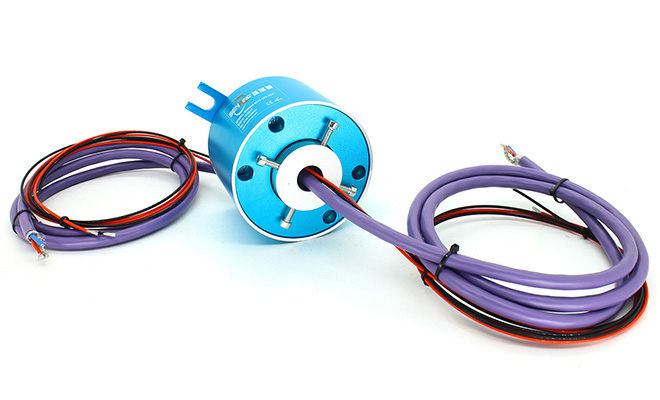 Industrial Bus Slip Rings(Custom Slip Rings) image 3