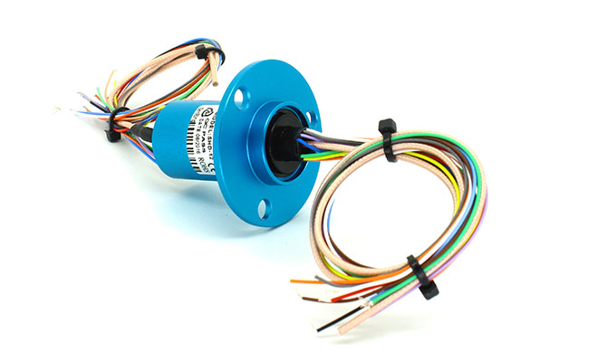 1080p Hd-sdi Slip Ring image 1