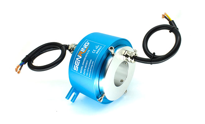 F Series Dustproof & Waterproof Slip Rings image 1